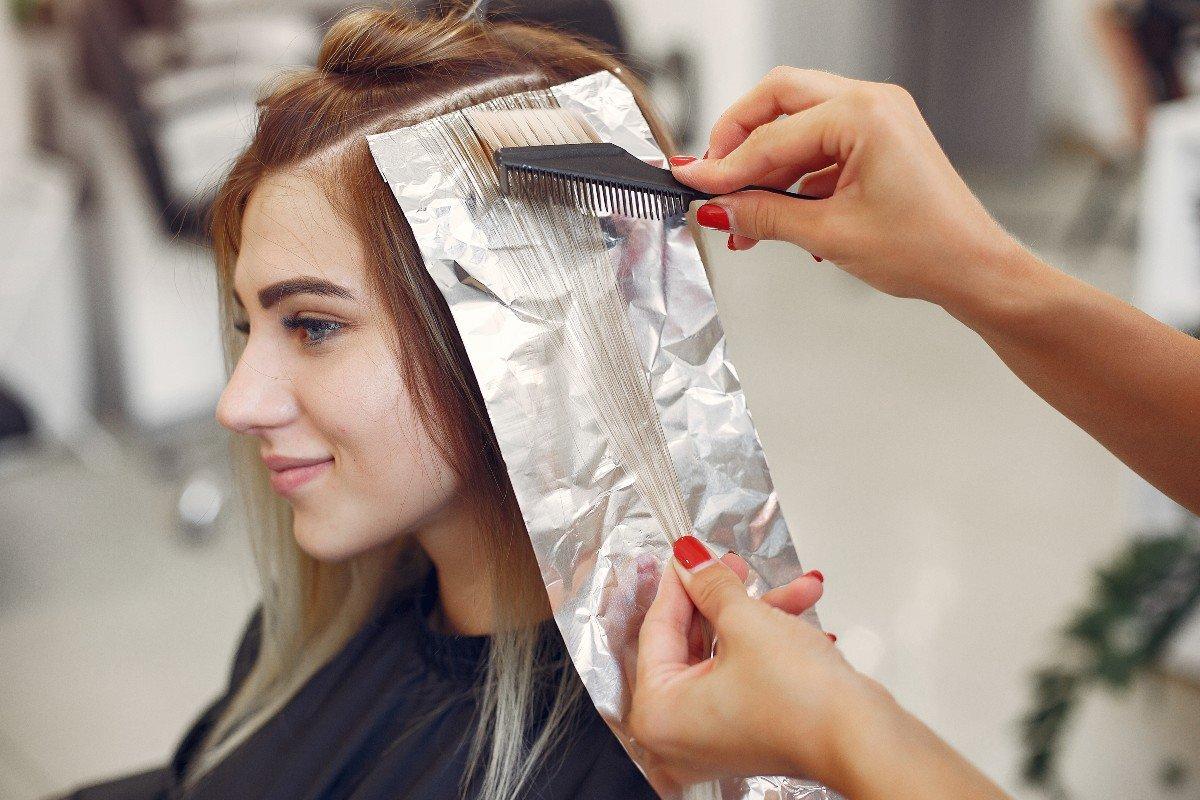 тренды окрашивания волос 2021 года