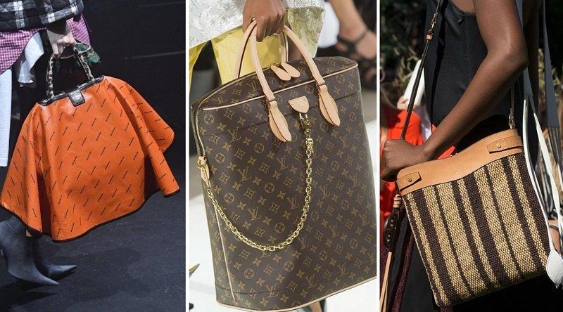 модные сумки весна лето 2018