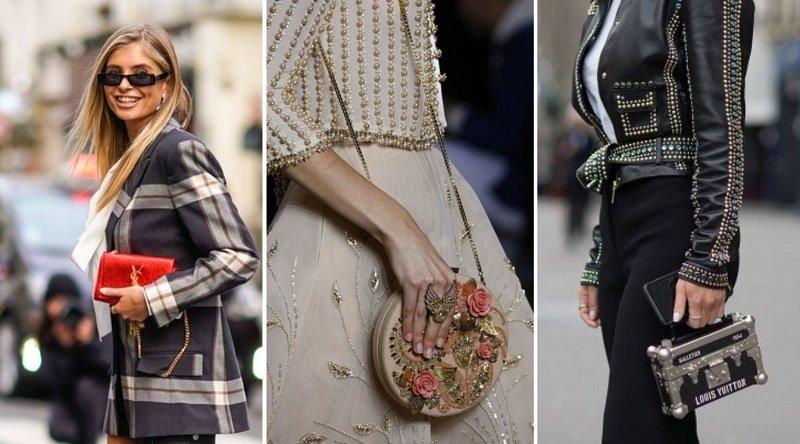 модные сумки 2018 женские