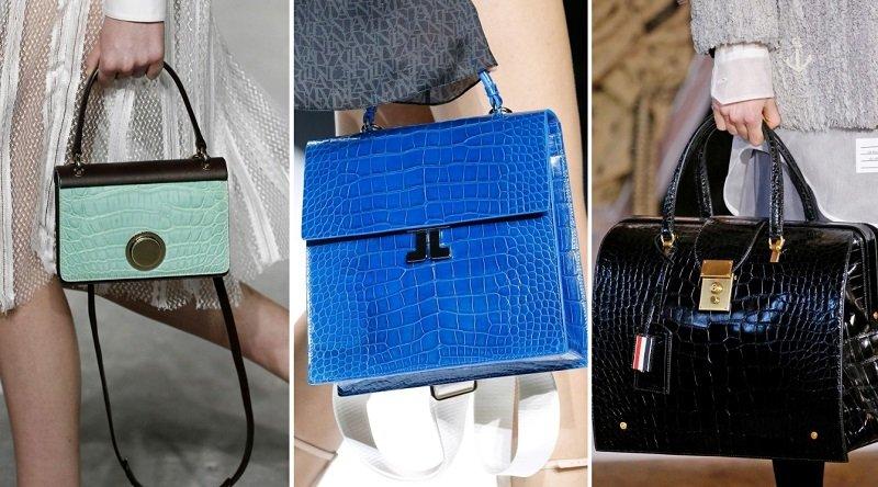 модные сумки в 2018
