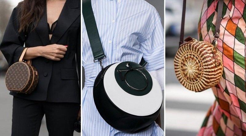 модные сумки в 2018 году фото