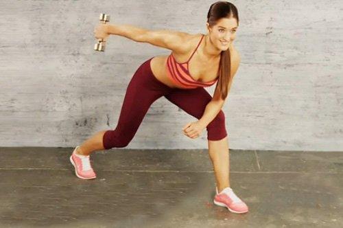 упражнения для рук для женщин
