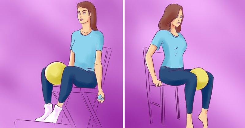 тренировка дома для похудения