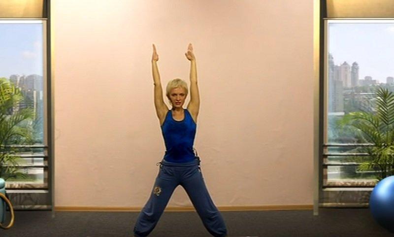 тренировка по йогалатесу