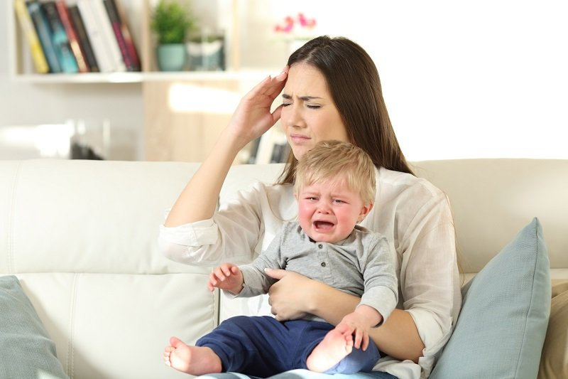 сложности современного материнства
