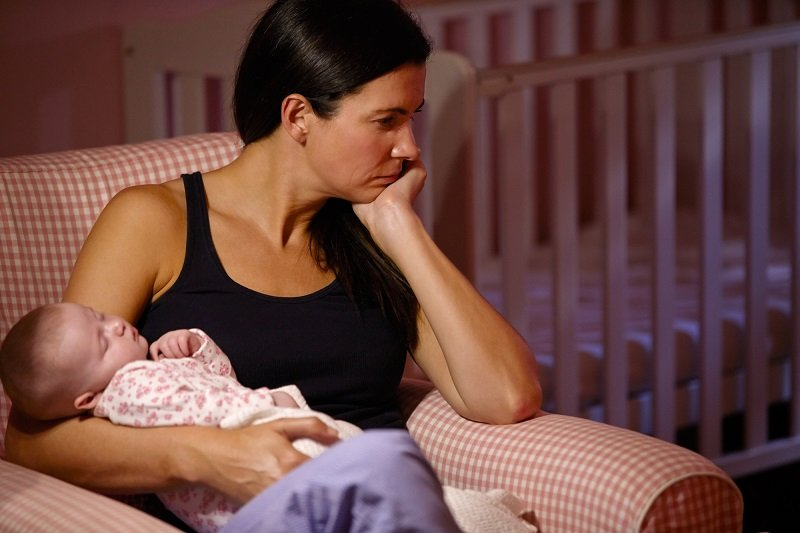 быть мамой тяжело