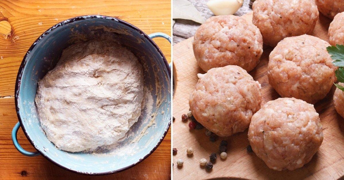 Рецепт пирогов с фаршем thumbnail