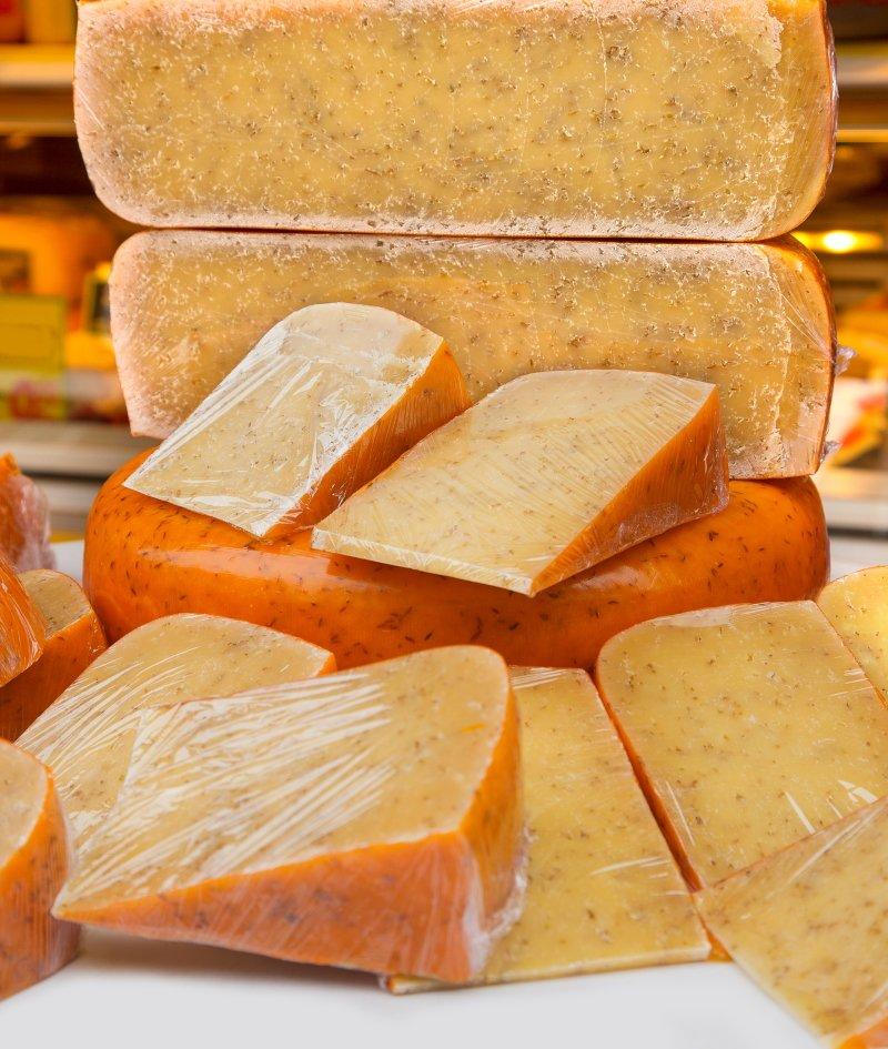 твердый сыр из молока