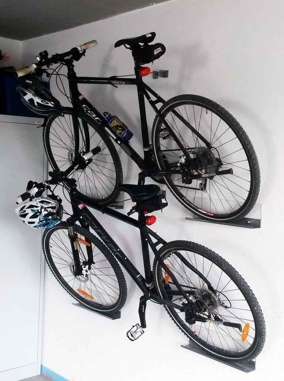 велосипеды в гараже