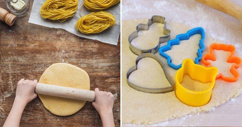 творожное печенье быстро
