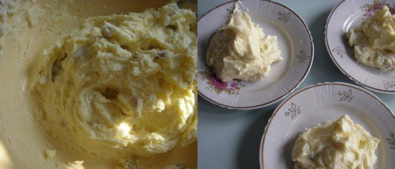 пирожные из творога рецепт