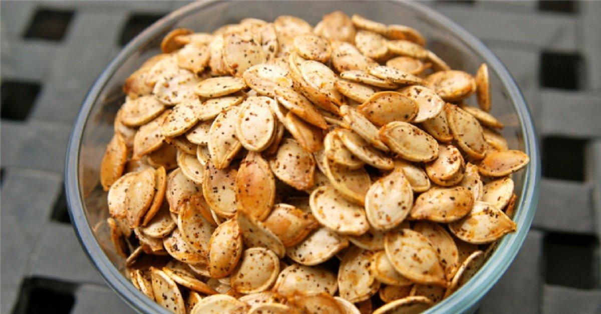 Ты даже не подозревал, что тыквенные семечки можно приготовить ТАК вкусно!