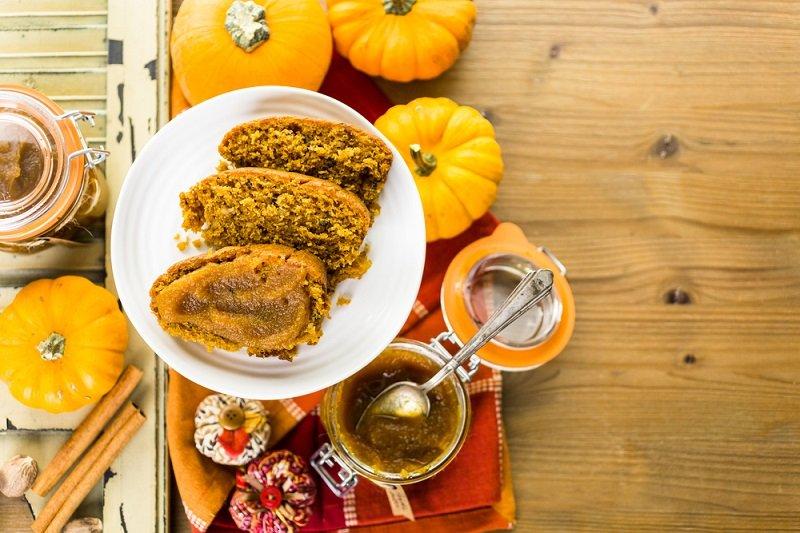 рецепт тыквенного хлеба