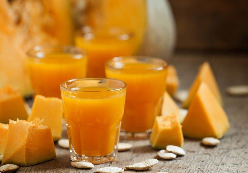 тыквенный сок для похудения