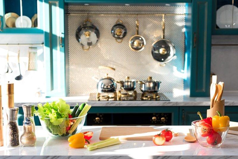 чистая кухня советы