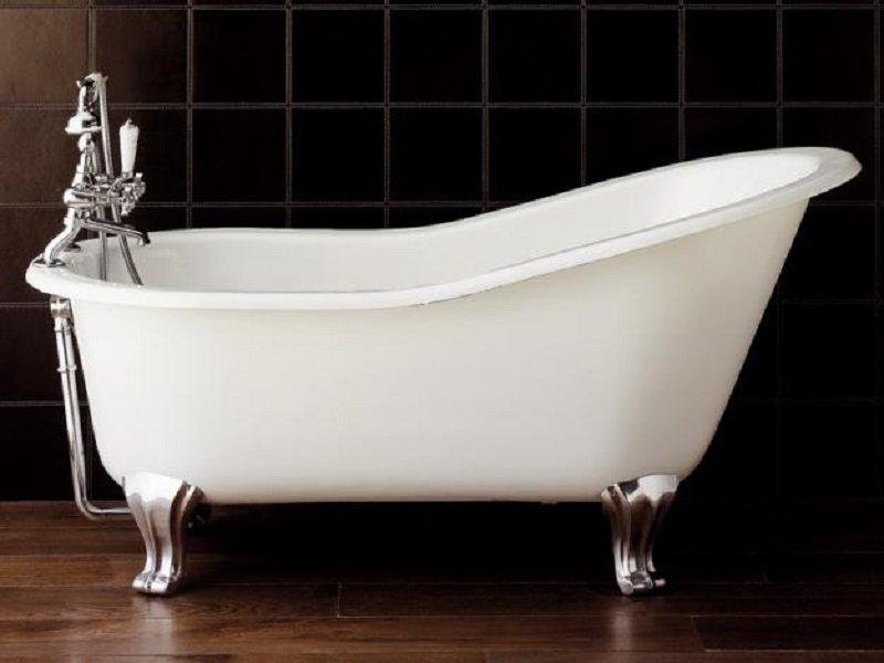 как быстро отмыть ванную комнату