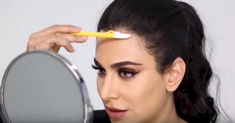 Убрать лишние волосы домашних условиях