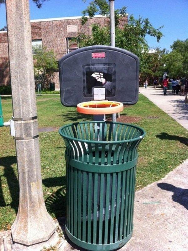 мусорная корзина