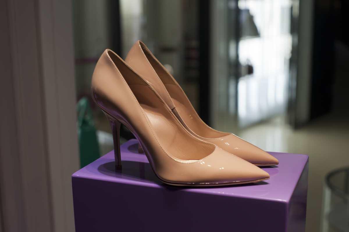 как выбрать удобные туфли на каблуке
