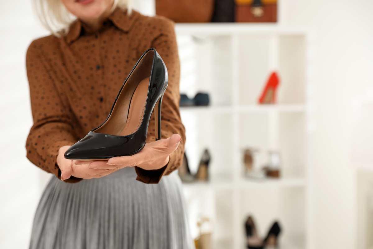 как подобрать удобные туфли на каблуке