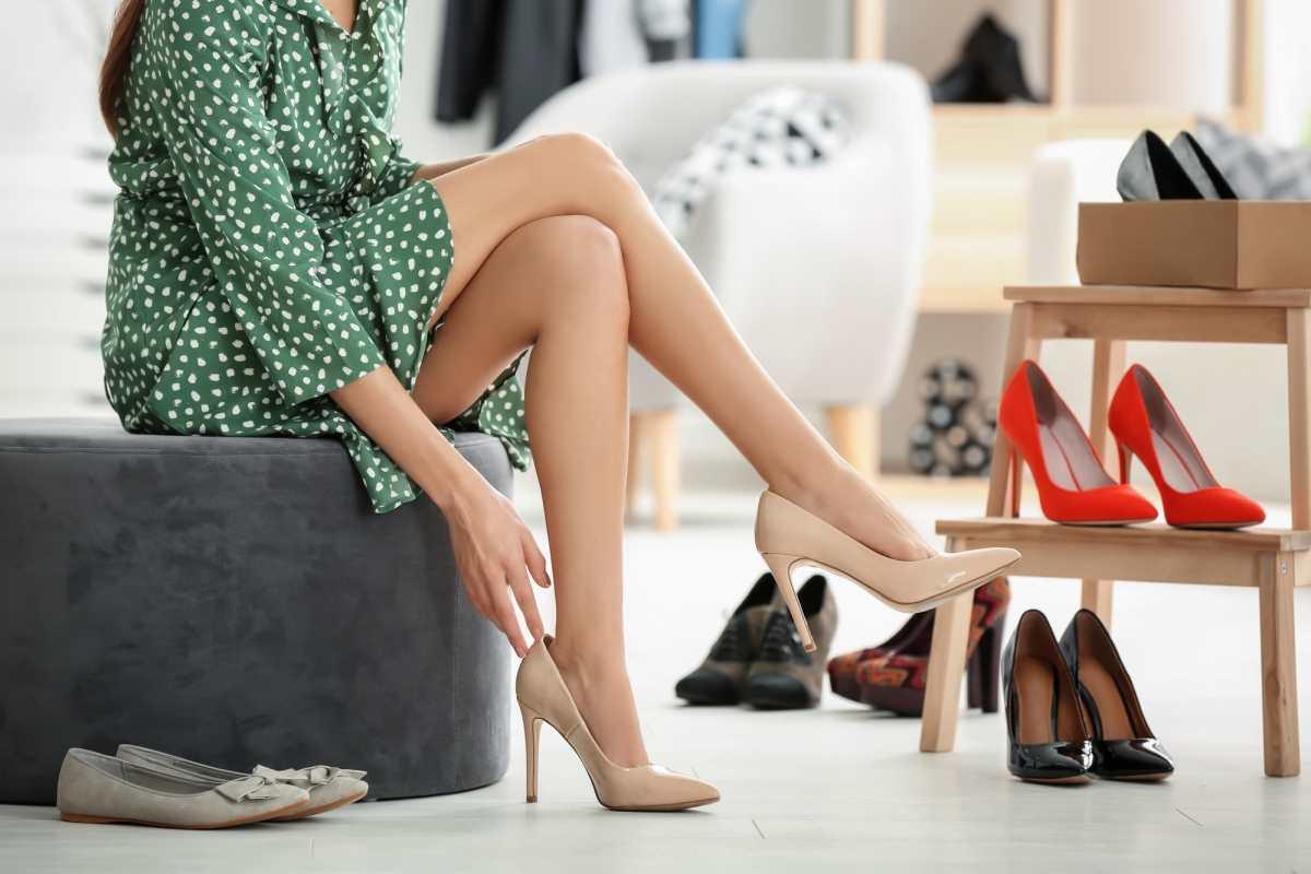 туфли на каблуке удобные