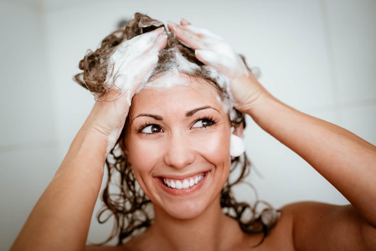 уход за нормальной кожей головы