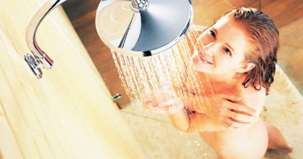 Самая грязная часть тела: ты пропускаешь ее, даже если принимаешь душ два раза в день!