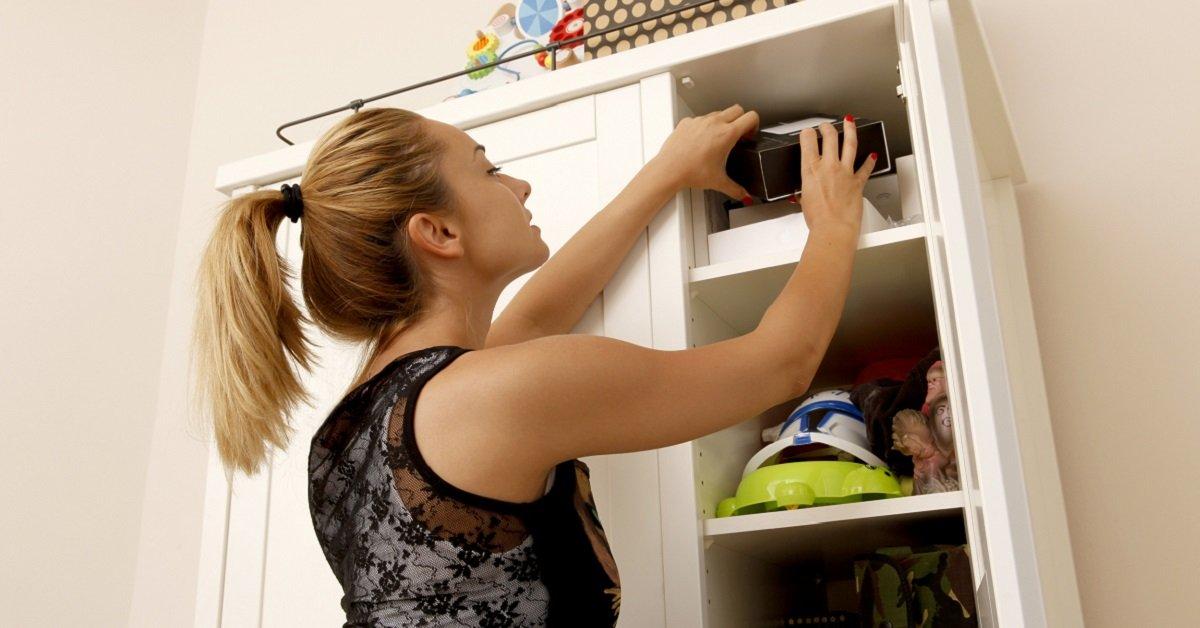 То, что она делает со своей одеждой, изменит твои представления об уходе за вещами!