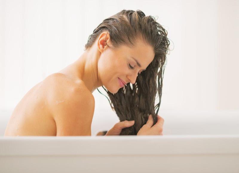 уход за вьющимися волосами в домашних условиях