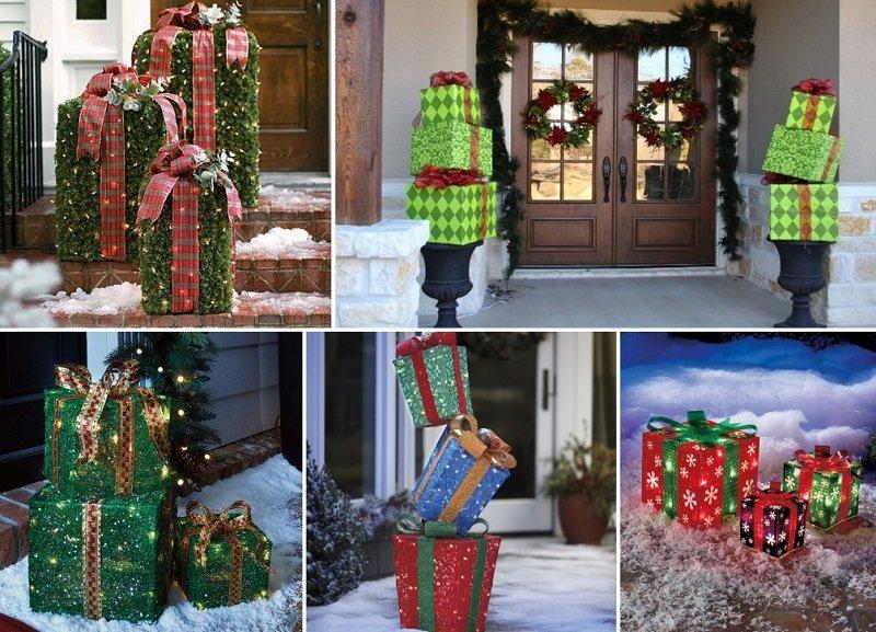 Зимние украшения для дома своими руками 27