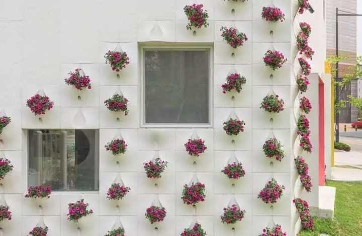 украшение стены