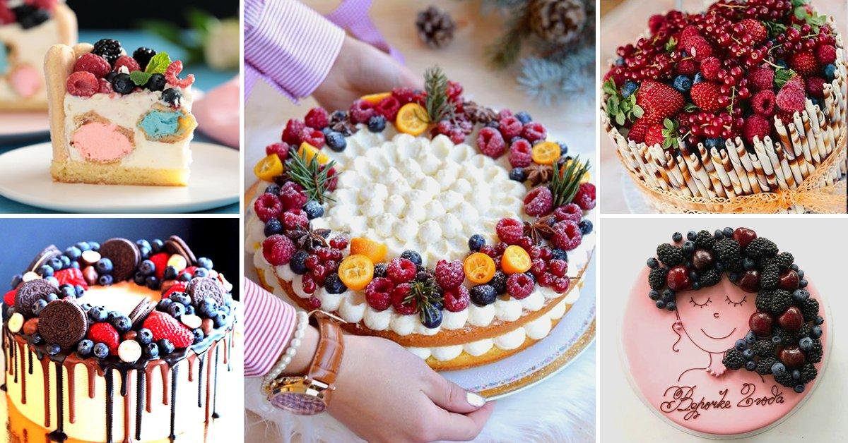 thumb Как украсить торт в домашних условиях