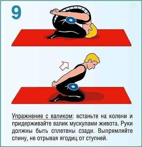 Лучшие упражнения для пресса в домашних условиях для мужчин