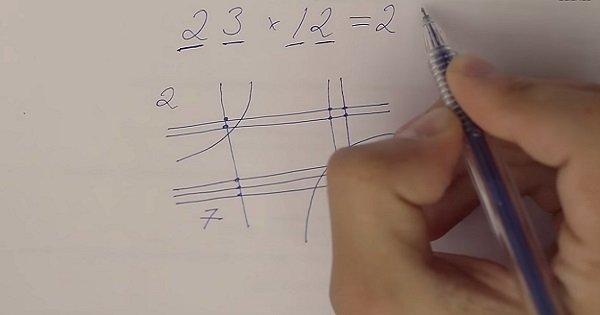Невероятный способ умножения трехзначных чисел. И почему этому не учат в школе?!