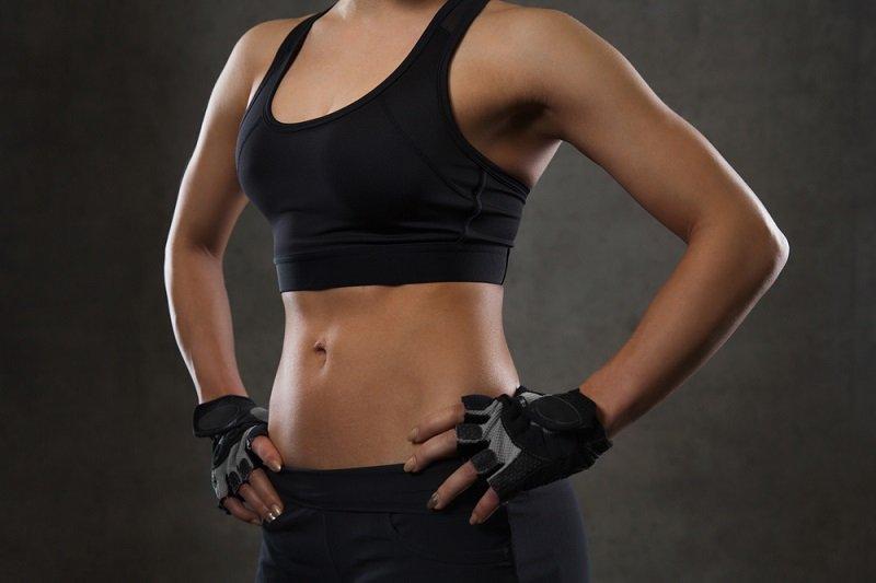 упражнения для мышц груди для женщин