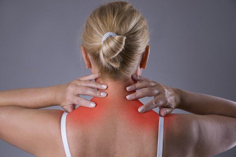 упражнения для шеи и спины