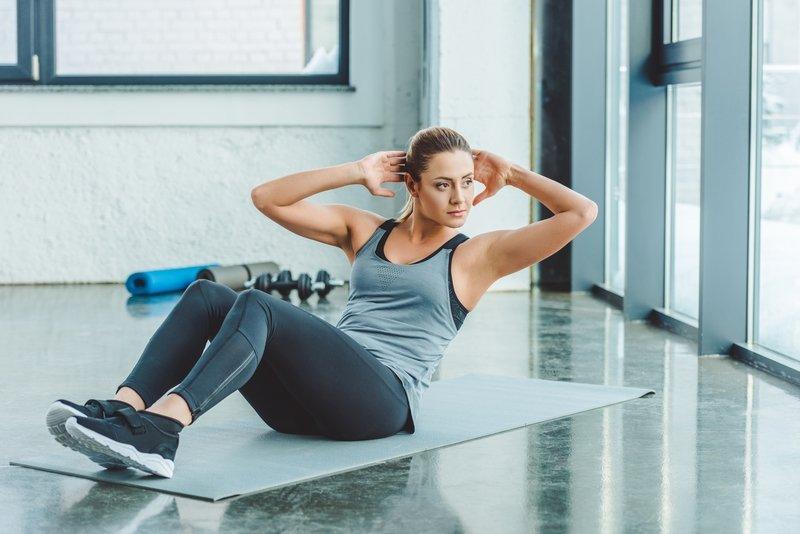 упражнения для спины если болит