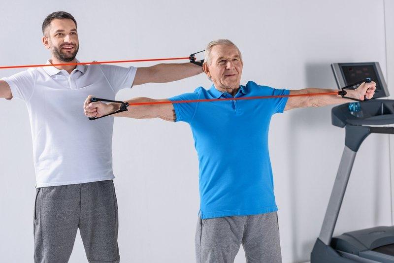 упражнения для спины болит спина