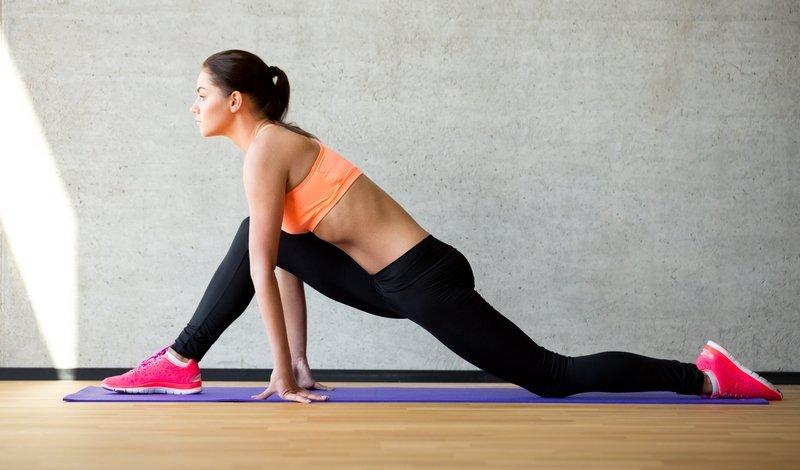 упражнения для спины грудной отдел
