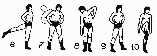 упражнения для мышечного корсета фото