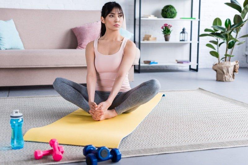 cvičenie nôh doma