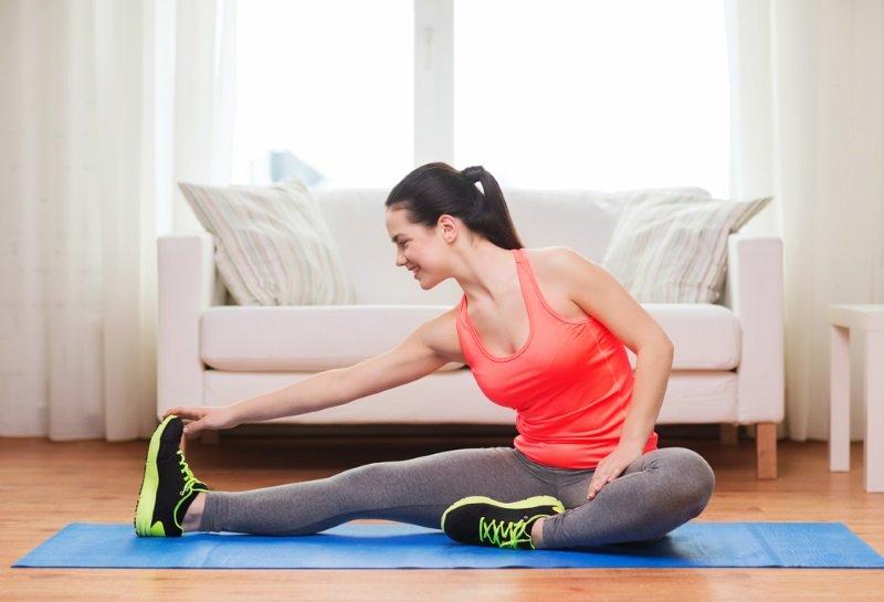 cvičenie nôh