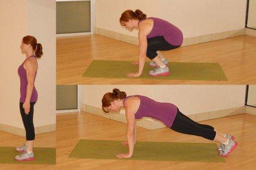 комплексные упражнения