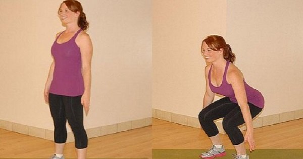 Отличный комплекс упражнений на каждый день. Кто хочет похудеть — вперед!