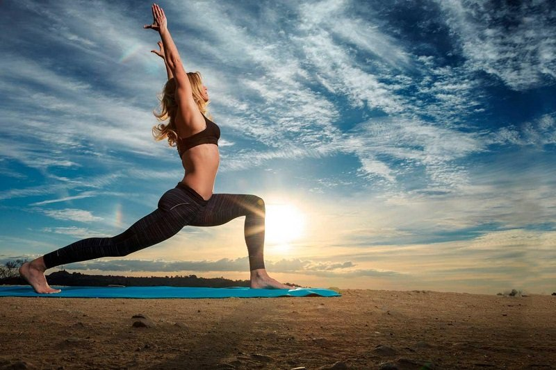 йога для развития мозга