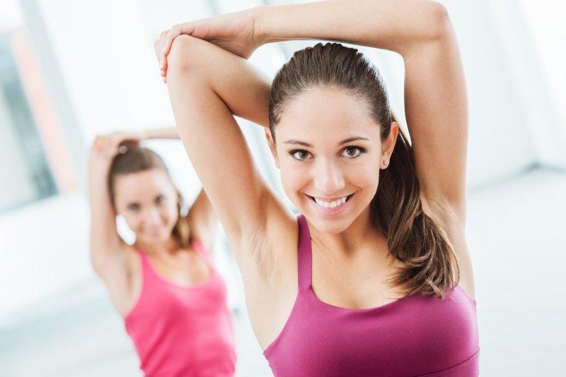физические упражнения для рук и плеч