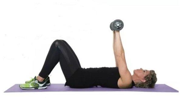 упражнения для рук