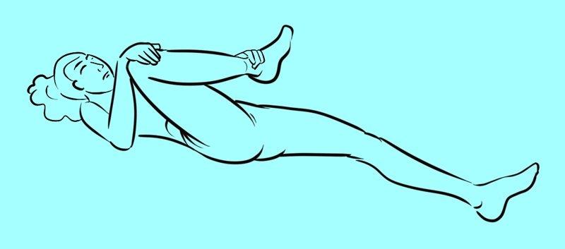 упражнение при ишиасе