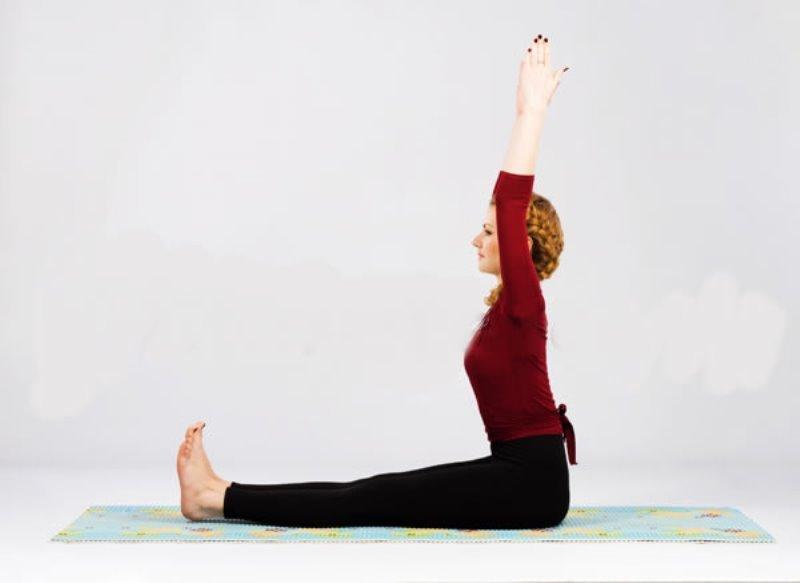 лучшие упражнения для спины в домашних условиях