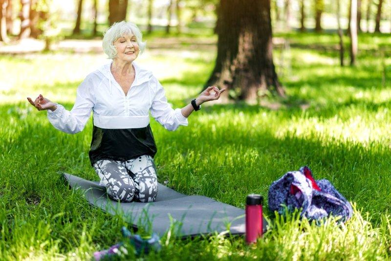 упражнения на открытом воздухе
